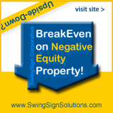Break-Even Sell Your Upside-Down Home today