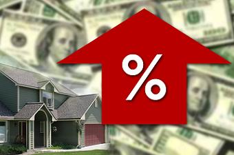 Mortgage Rates Up - www.SwingSign.com