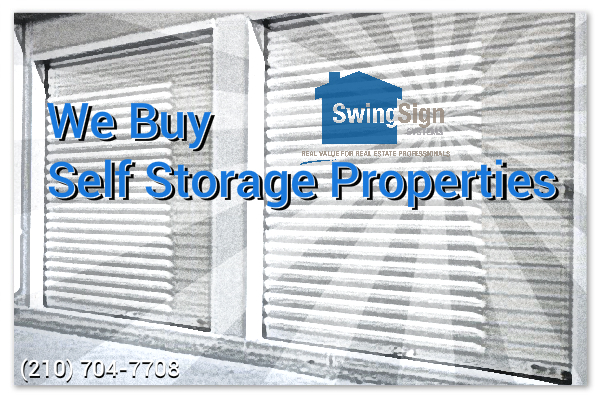 We Buy Self Storage Properties - Anywhere, Any Size and Any Condition